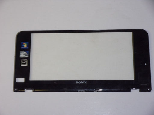 "Sony VAIO VPCP Series LCD Front Bezel Digitizer 8"" Black 4-185-593"