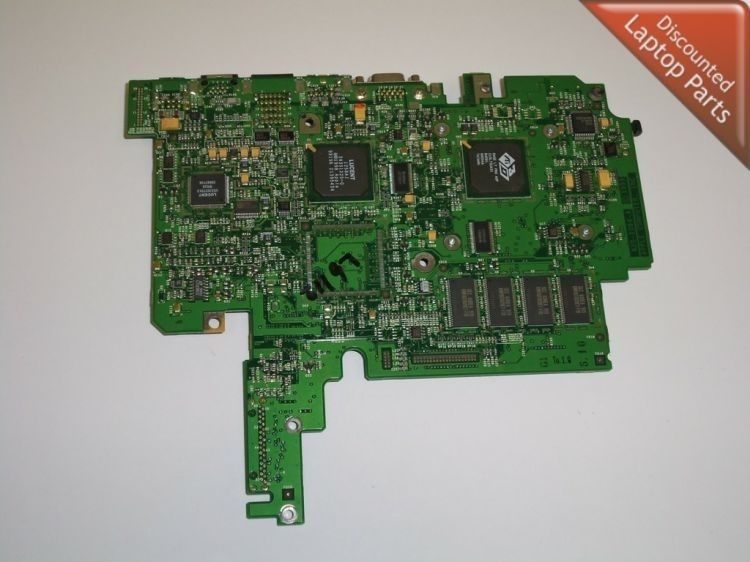 Apple Powerbook G3 M5343 Logic Board 820-1064-A 333MHz