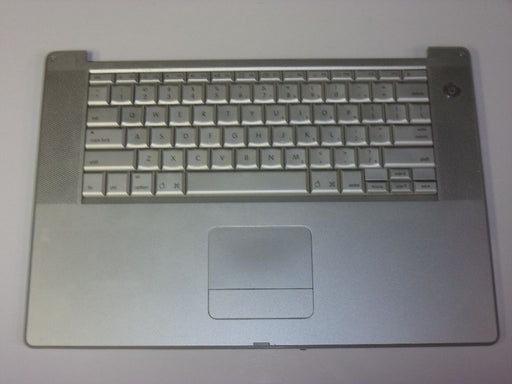 Apple PowerBook G4 A1095 Touch Pad Palmrest Keyboard 613-4697-C
