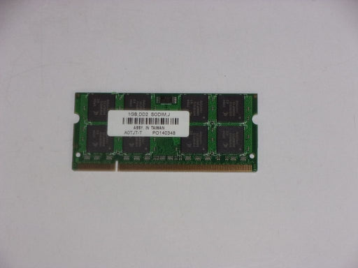 PNY 1GB PC2-5300 DDR2-667 667MHz Laptop Memory RAM A0TJT-T PO140348