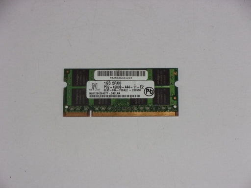 Netlist 1 GB PC2-5300 DDR2-667 667MHz Laptop Memory Ram  NL8126426407F-D42LNA