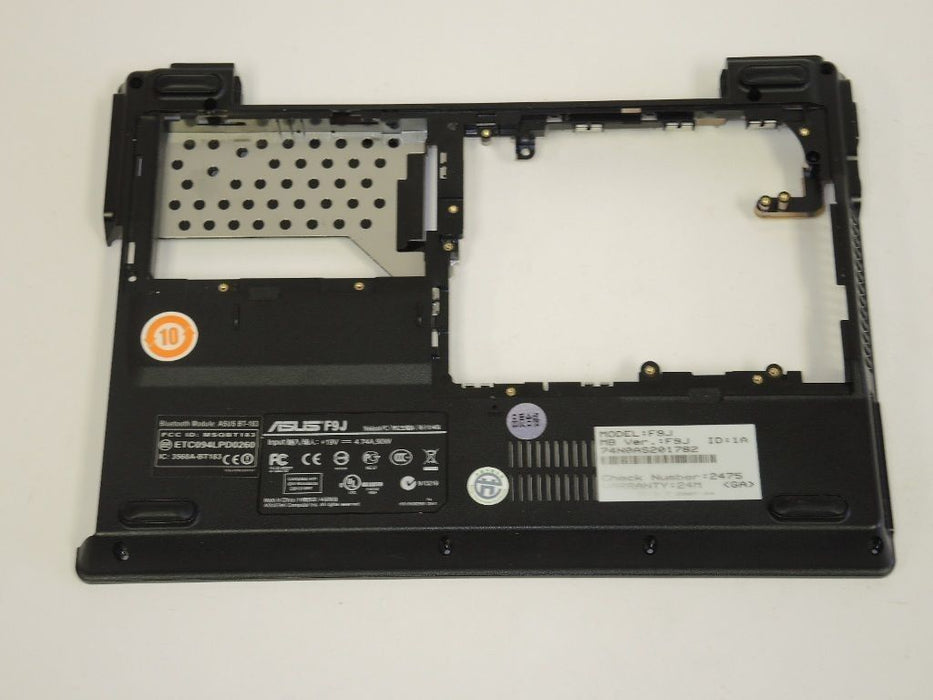 Asus F9J Bottom Case 13GNER10P141-1