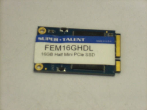 Super Talent 16 GB SSD Laptop Solid State Drive FEM16GHDL