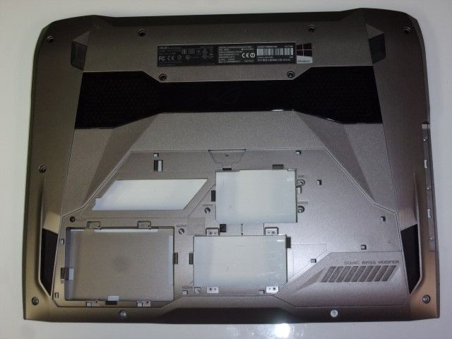 Asus G752 Laptop Bottom Case Gray 13NB09Y1AP0121