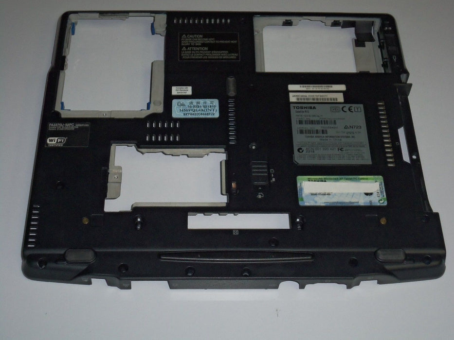 Toshiba Satellite R10 Bottom Case AM000602711A