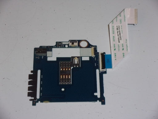 HP ZBook 15u G3 Smart Card Reader Board w/Cable 6050A2728101