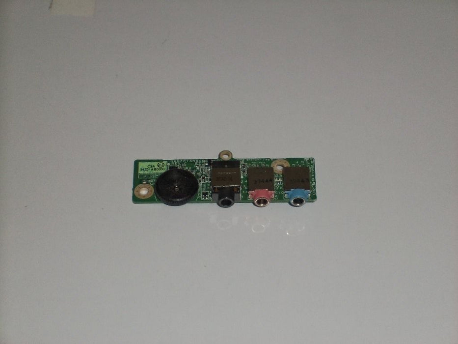 Acer Aspire 4720Z Audio Board Jack W/cable DA0Z01AB6C0 34Z01AB0000