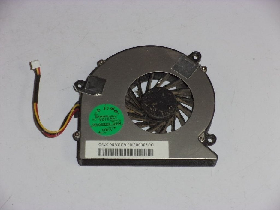 Acer Aspire 7720Z Cooling Fan DC280003I00 AB7805HX-EB3