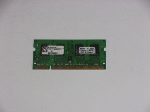 Kingston 1 GB PC2-6400 DDR2-800 800 MHz Memory RAM KTH-ZD8000C6/1G