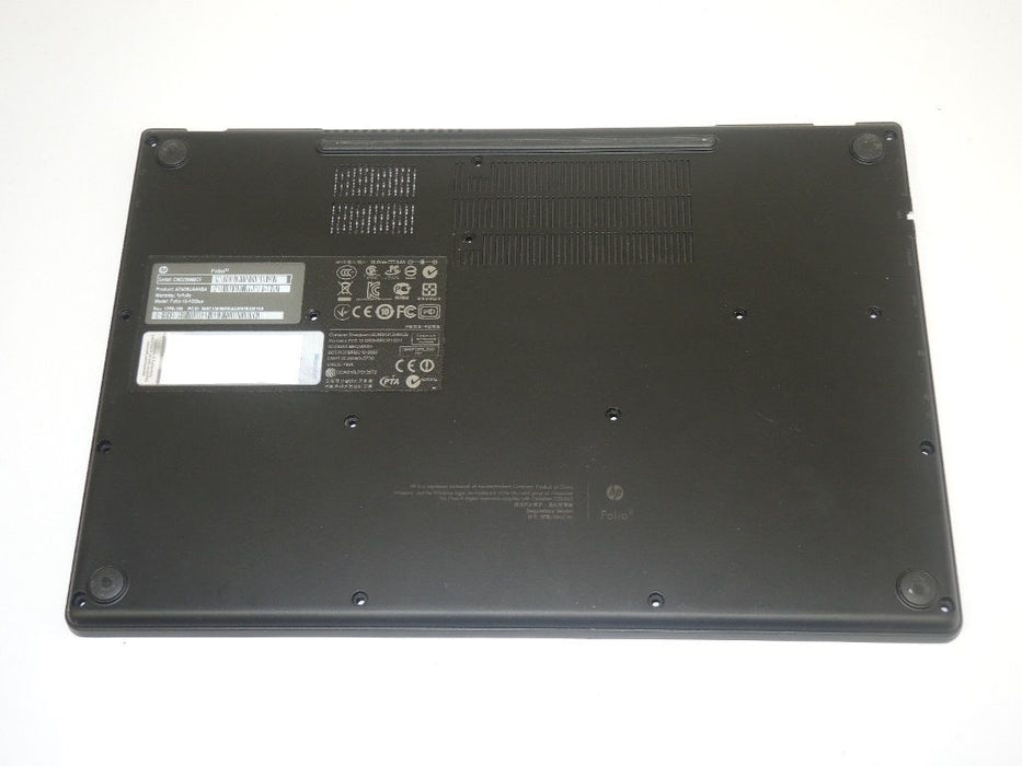 HP Folio 13-100 Series Laptop Bottom Case 672358-001
