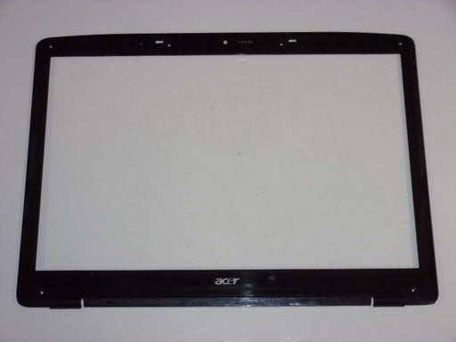"Acer Aspire 7530 LCD Front Bezel w/ Webcam Port 17"" Black EAZY6013010 ""B"""
