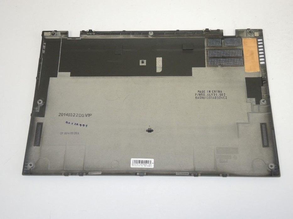 "Lenovo ThinkPad X1 Carbon Laptop Bottom Case Black 00HN765 ""B"""