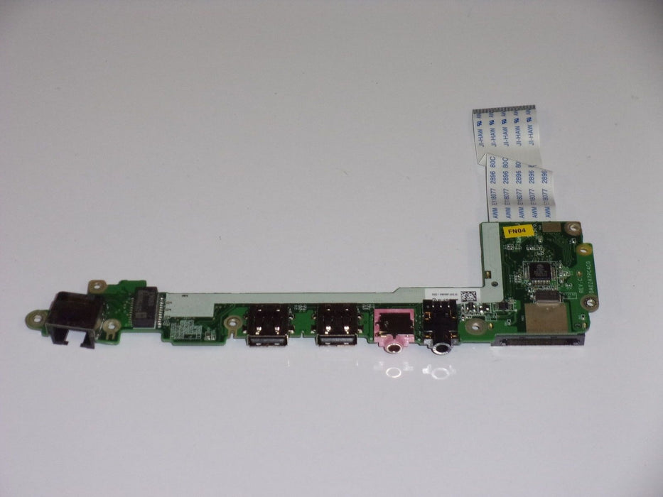 Acer Aspire 1410 Audio Card Reader USB Network Port Board w/cable DA0ZH7PC4C0