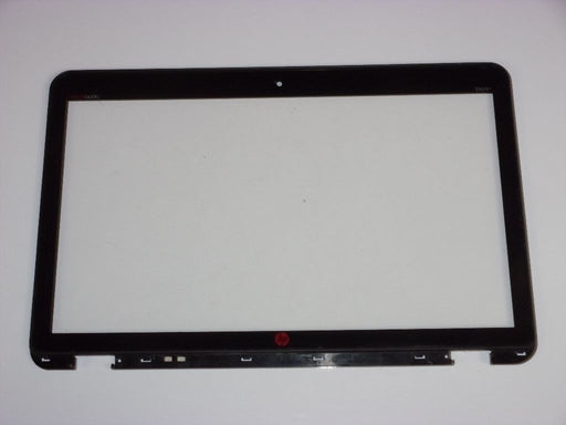 "HP ENVY 14-1000 Series LCD Front Bezel Anti Glare Cover 14.5"" Black 619399-888"