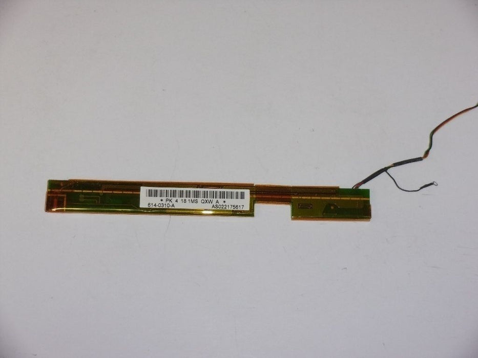 Apple PowerBook G4 A1095 LCD Inverter Board w/Cable 614-0310-A AS022175617