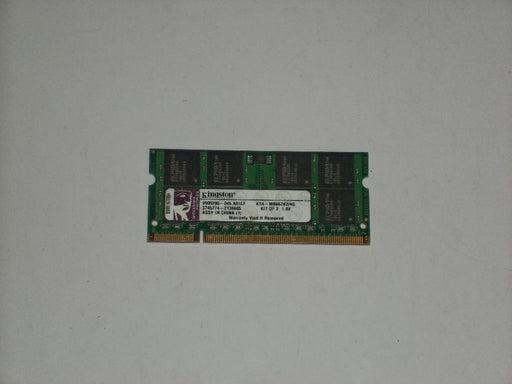 Kingston 2GB PC2-5300 DDR2-667 MHz Laptop Memory KTA-MB667K2/4G