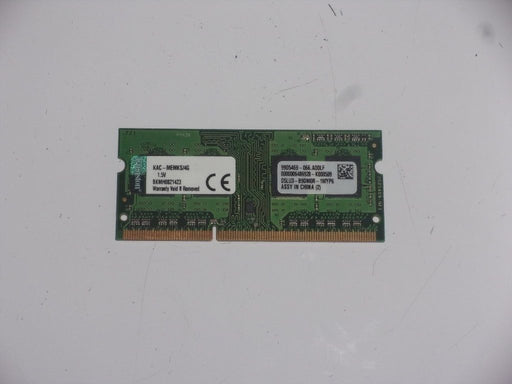 Kingston 4 GB PC3-12800 DDR3-1600 Laptop Memory RAM KAC-MEMKS/4G