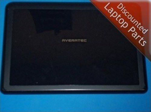 "AVERATEC N1000 LCD Back Cover Lid 10.2"" 307-014A221-H74"