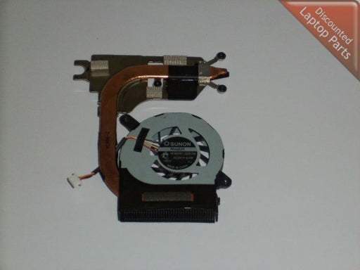 Acer Aspire 1420P Cooling Heatsink and Fan 3JZE8TATN20