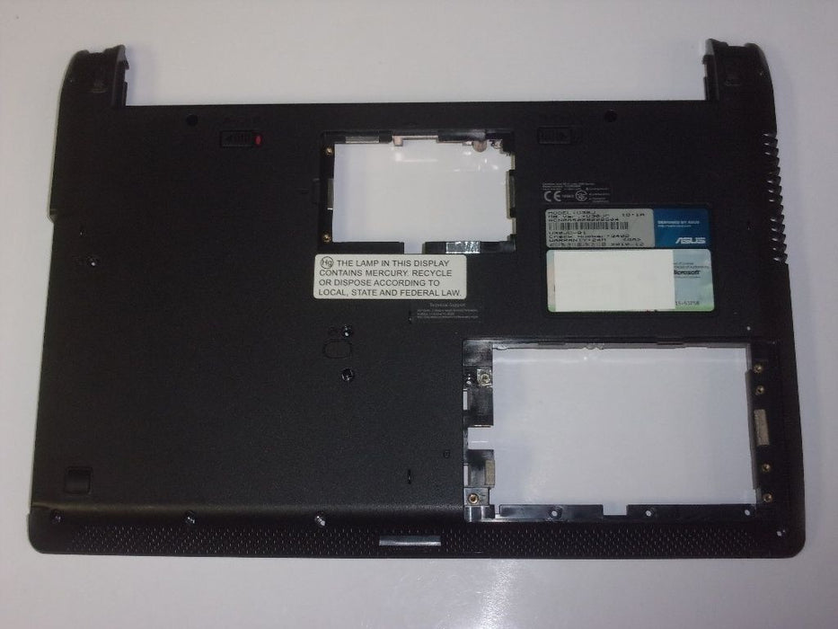 Asus U30JC Laptop Bottom Case Black 13N0-H2A0501 13GNXZ1AP031-1