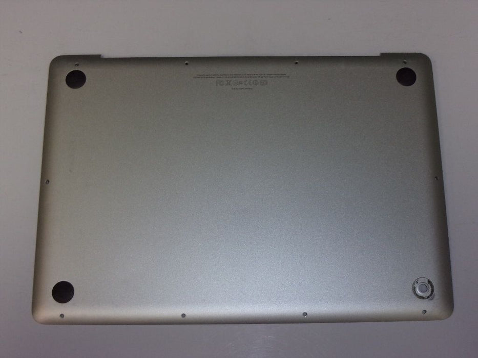 "Apple MacBook Pro A1278 Laptop Bottom Case Silver 604-1822-A ""B"""