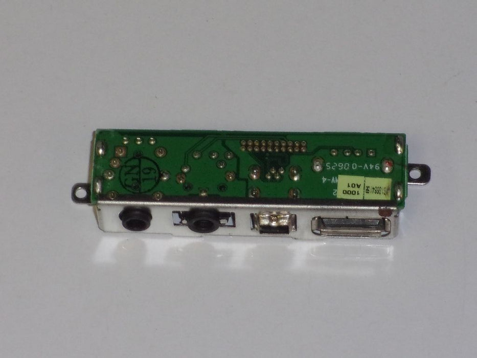 Asus A8J Audio Jack Firewire USB Board - Discountedlaptopparts