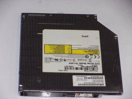 "Toshiba Satellite C655D CD-RW DVD±RW Multi Burner Drive TS-L633 V000220730 ""B"""