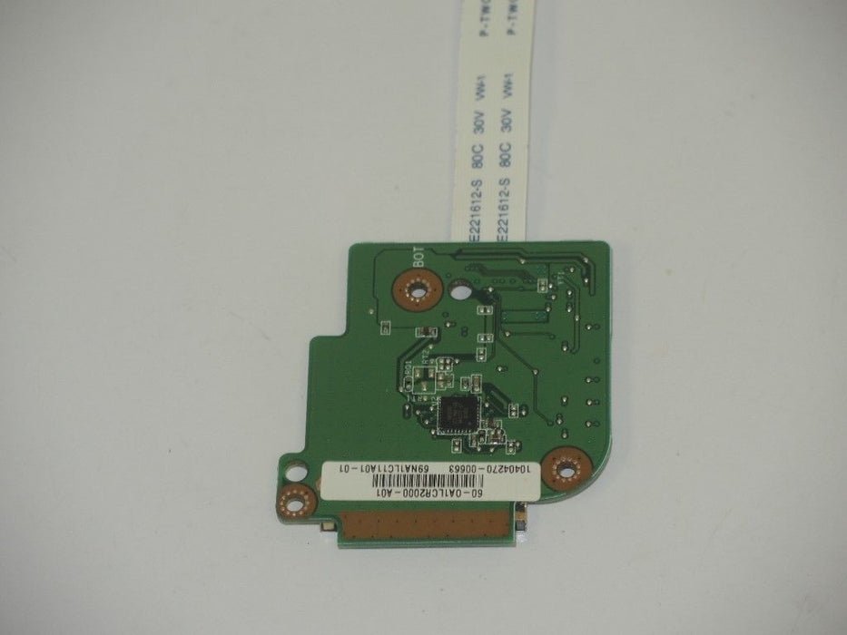 Asus Eee PC 1001P Card Reader Board w/Cable 60-OA1LCR2000-A01 69NA1LC11A01-01 - Discountedlaptopparts