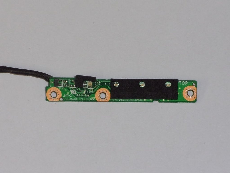 Asus Eee PC T91 LED Board w/ Cable 08G2039TA13C