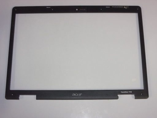"Acer TravelMate 7730 LCD Front Bezel w/ Webcam 17"" Port 37ZY2LBTN00"