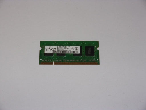 STAREX 512 MB PC2-5300 DDR2-667 667 MHz Laptop Memory RAM STT512SO1625-667P