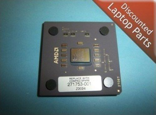 AMD Mobile Duron 1.0 GHz Laptop Processor CPU DHM1000AVS1B