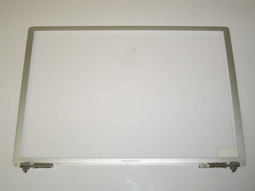 Apple PowerBook G4 A1095 LCD Front Bezel 15.2""