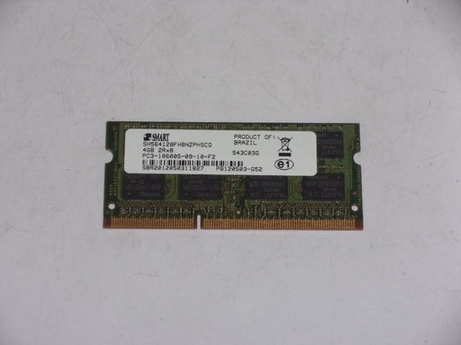 Smart 2 GB PC3-10600 DDR3-1333 Laptop Memory RAM Sodimm SH564568FH8NZPHSCG