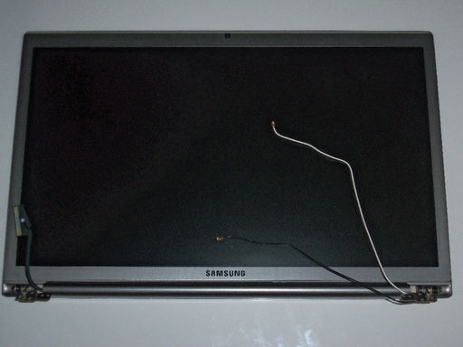 "Samsung NP770Z7E Complete Assembly LCD LED Screen 17.3"" Matte Gray"