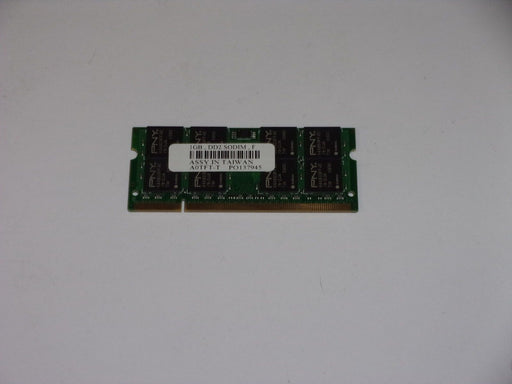 PNY 1 GB PC2-5300 DDR2-667 667 MHz Memory RAM A0TFT-T