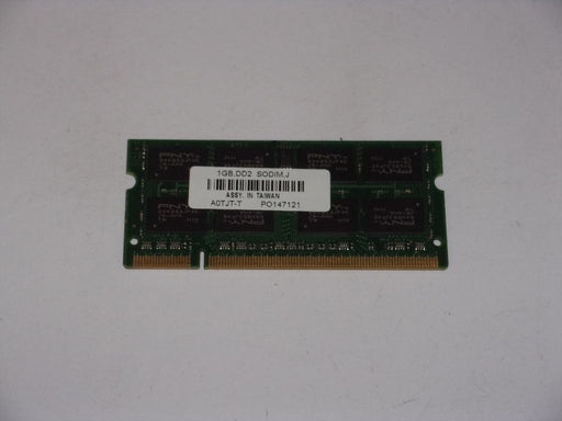 PNY 1GB PC2-5300 DDR2-667 667MHz Laptop Memory RAM A0TJT-T PO147121