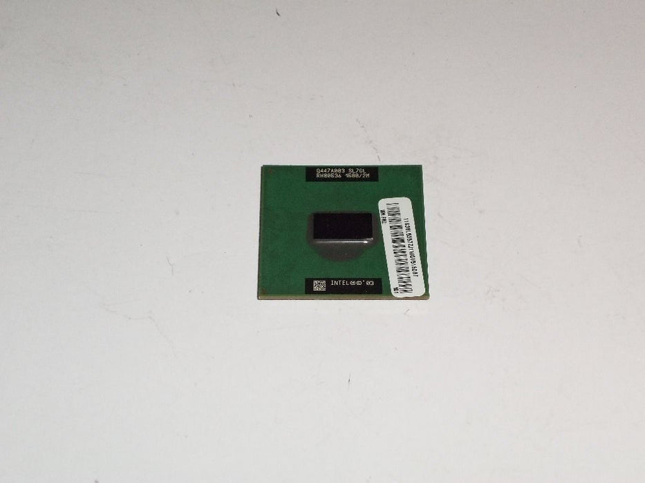 Intel Pentium M Dothan 715 1.5 GHz Laptop Processor CPU RH80536GC0212M SL7GL