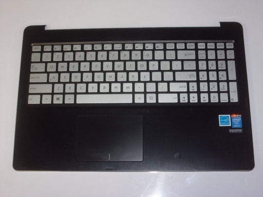 "Asus Q502LA Touch Pad Palmrest w/Keyboard Black 13NB0581AM0121 3BBK1TCJN00 ""B"""