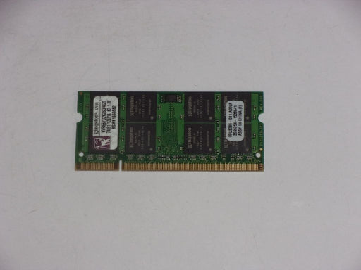 Kingston 2 GB PC2-5300 DDR2-667 667 MHz Laptop Memory RAM KVR667D2KS0/4GR
