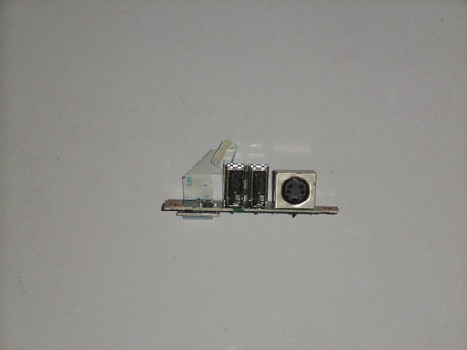 Fujitsu Lifebook P2110 S-Video Port Board USB w/Cable CP109878-X2