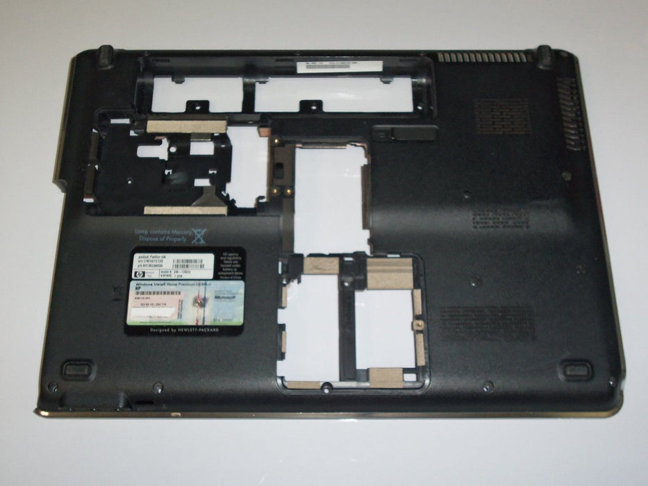 HP Pavilion DV5-1000 Series Bottom Case 37QT6BATPD0