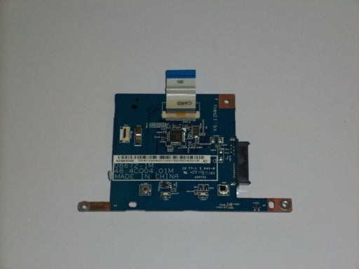 Acer Aspire 4810TZ Mouse Button Card Reader Optical Board w/cable 48.4CQ04.01M