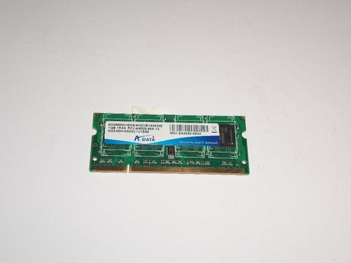 ADATA 1 GB PC2-6400 DDR2-800 800MHz Laptop Memory Ram AD2800001GOS ADOVE1A0834E