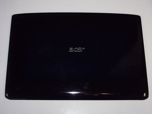 "Acer Aspire 8930G LCD Back Cover Lid 18.4"" Black and Blue 6051B0286001 ""B"""