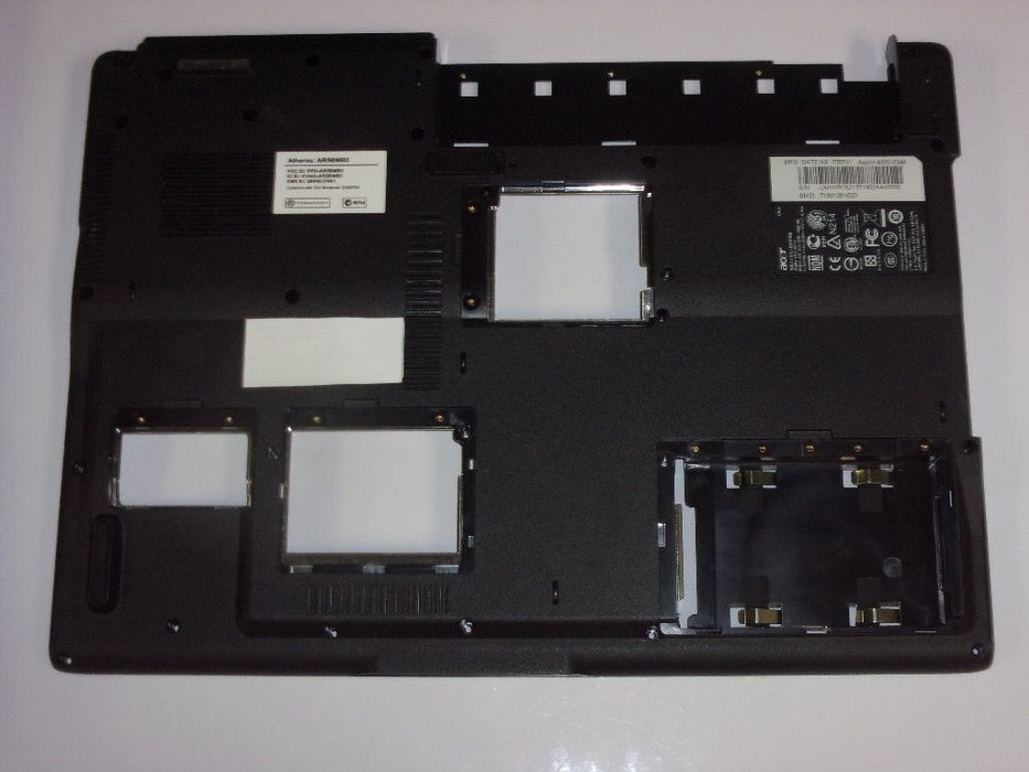 Acer Aspire 9300 Bottom Case 39.4Q901.001 60.4Q912.003