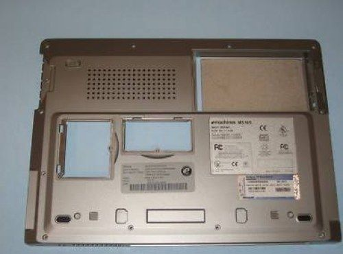 eMachines 5105 Bottom Case AACR51100004k0