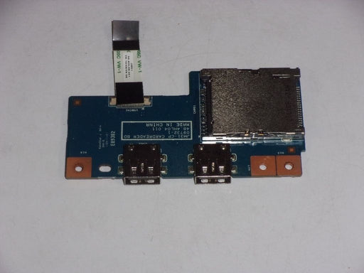 Acer Aspire 3820T Card Reader USB Port Board w/cable 48.4HL04.011