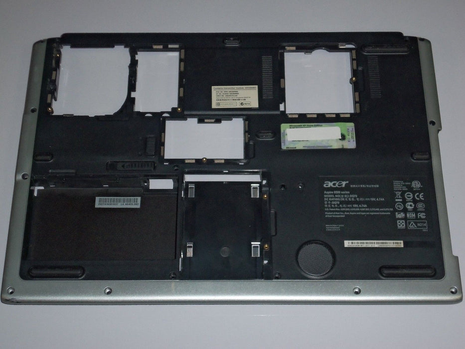 Acer Aspire 9500 Bottom Case APZJY000E00