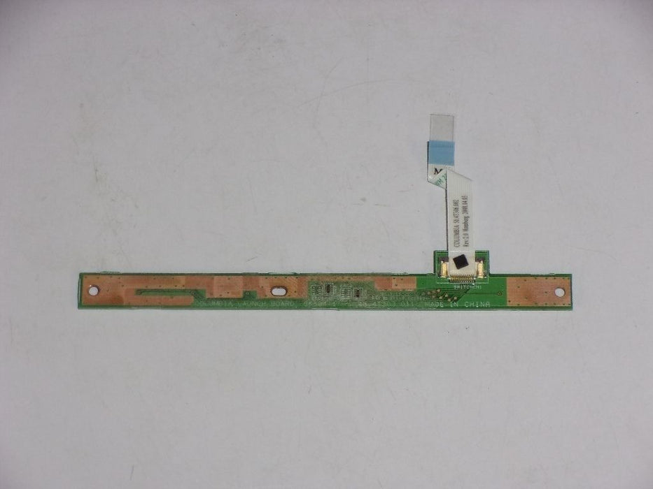 Acer TravelMate 5720 Media Button Board W/Cable 48.4T303.011